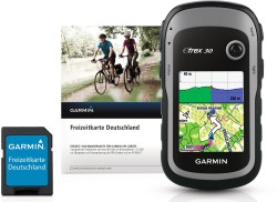 Garmin Etrex 30 test